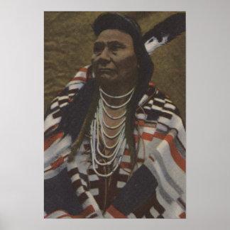 Indios del noroeste - principal José del Nez Impresiones