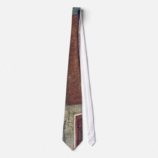 Indios en el espacio #2 corbatas personalizadas
