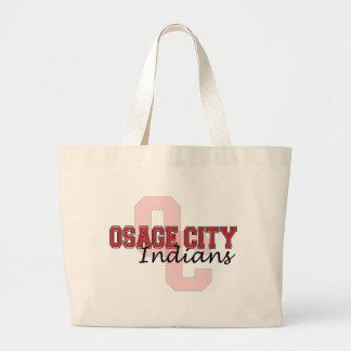 Indios OC de la ciudad de Osage Bolsa