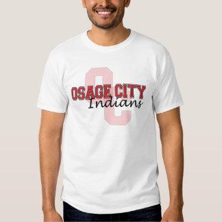 Indios OC de la ciudad de Osage Remera