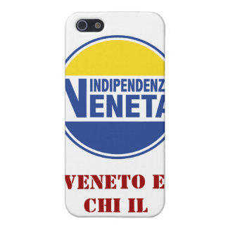INDIPENDENZA VENETA IPHONE COVER iPhone 5 COVER