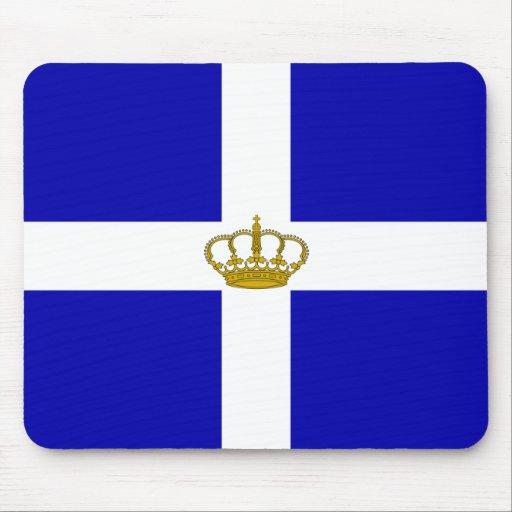 Indique   el reino Grecia, Grecia Tapetes De Ratones
