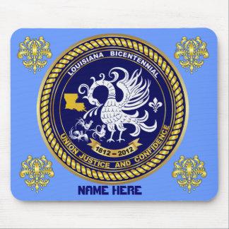 Indirecta bicentenaria de la opinión del logotipo  alfombrilla de raton