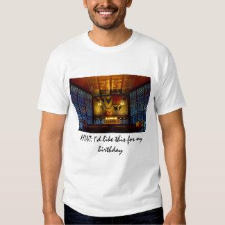 INDIRECTA: Quisiera esto para mi cumpleaños - Dom Remeras