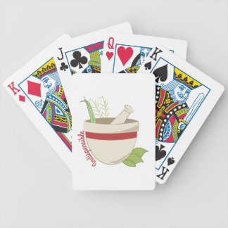 Indispensible Bicycle Card Deck