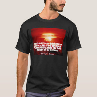 Indistinguishable from Evil T-Shirt