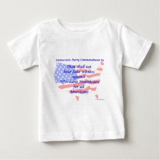Individual Democratic Commandment #9 Baby T-Shirt