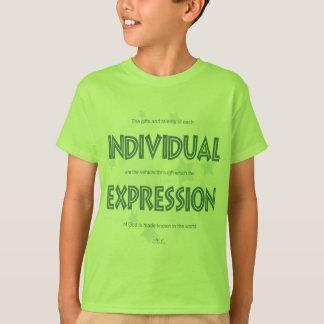 Individual Expression T-Shirt