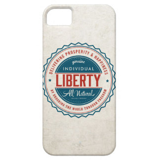 Individual Liberty iPhone 5 Case