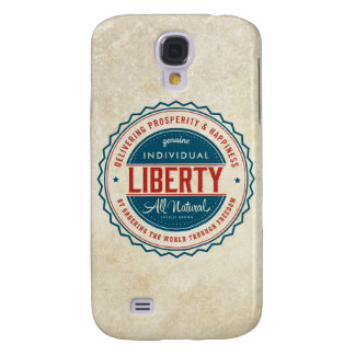 Individual Liberty Samsung Galaxy S4 Case