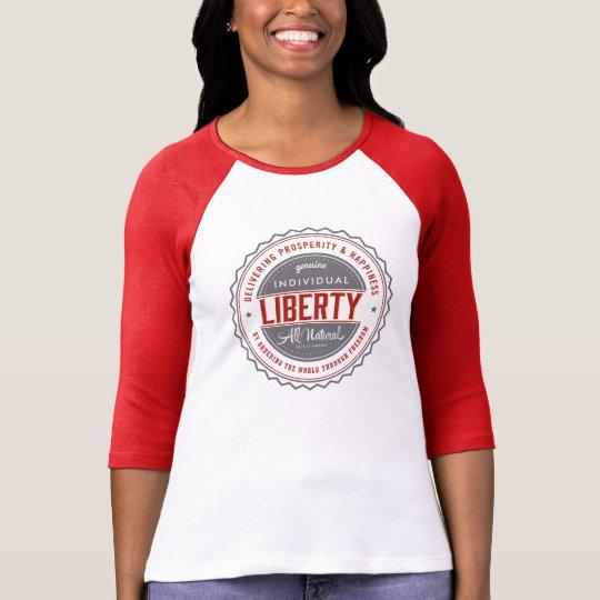 Individual Liberty  Shirts