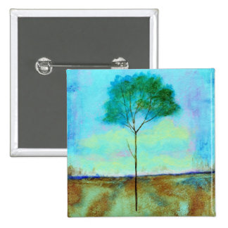 Individual - Pin del cuadrado - de la pintura Pin Cuadrada 5 Cm