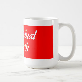 Individual Worth - Personal Progress Value Mug
