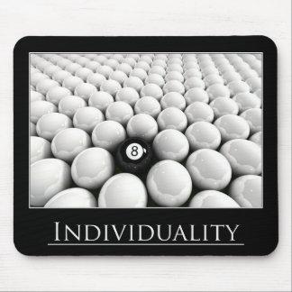 Individualidad Alfombrillas De Ratón