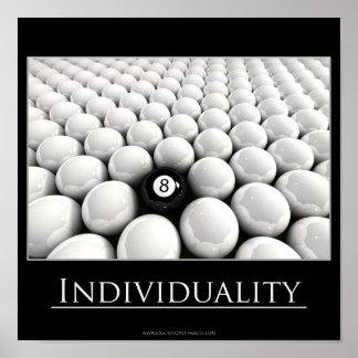 Individualidad Póster