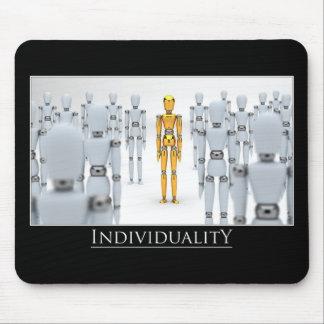 Individualidad Mouse Pad