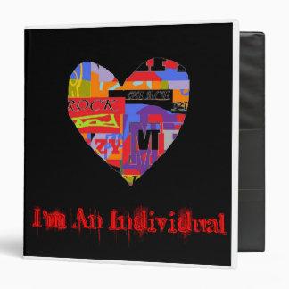 Individuality Rocks: Binder