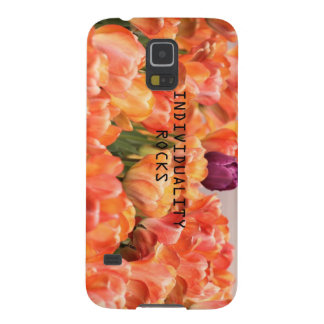 Individuality Rocks Case For Galaxy S5