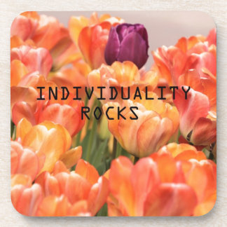 Individuality Rocks Drink Coasters