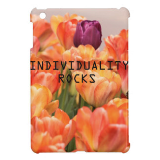 Individuality Rocks iPad Mini Cover