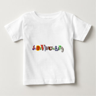 Individuality - Special-T Baby T-Shirt