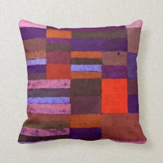 Individualized Altimetry Throw Pillow