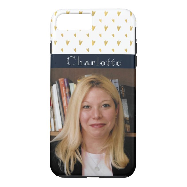 Individualized Photo Template Case-Mate iPhone Case