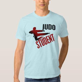 INDIVIDUO 2,1 del estudiante del judo Poleras