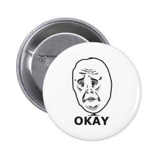 Individuo aceptable Meme Pins