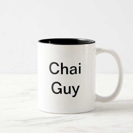 Individuo de Chai Tazas