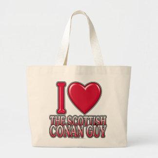 Individuo de Conan del escocés Bolsas De Mano