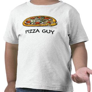 INDIVIDUO DE LA PIZZA CAMISETA