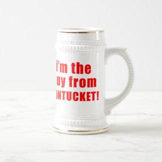 Individuo de la taza de Nantucket