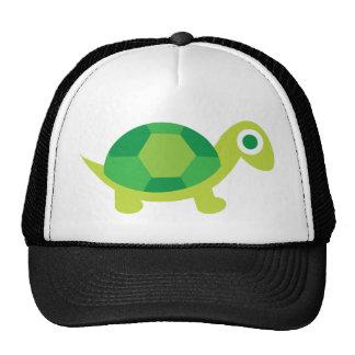 Individuo de la tortuga de Lil Gorros Bordados