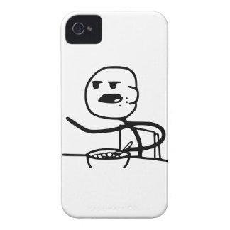 Individuo de Meme del cereal Case-Mate iPhone 4 Carcasa