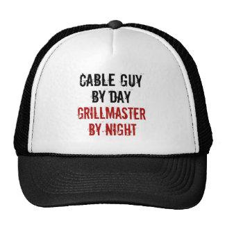 Individuo del cable de Grillmaster Gorro De Camionero