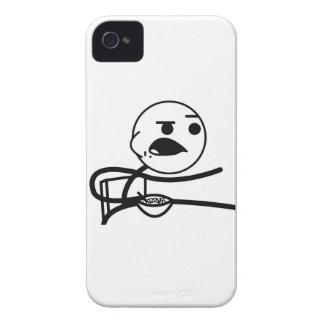 Individuo del cereal carcasa para iPhone 4
