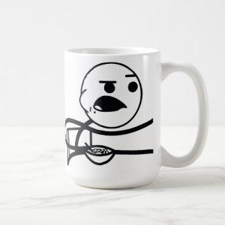 Individuo del cereal taza