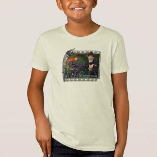 Individuo del hongo de Disney en marco asustadizo Playera