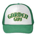 Individuo del jardín gorra