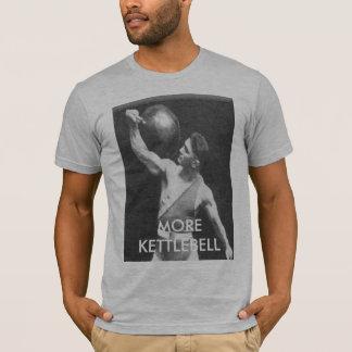individuo del kettlebell, MÁS KETTLEBELL Playera