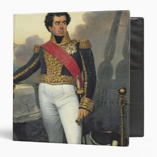 "Individuo del vencedor, barón Duperre, 1832 Carpeta 1 1/2"""