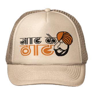 Individuo divertido del Punjabi Gorras De Camionero
