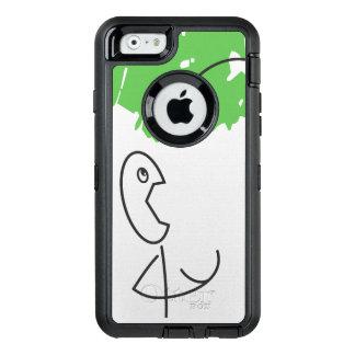 Individuo divertido que no coge NINGÚN Apple Funda Otterbox Para iPhone 6/6s