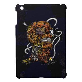 Individuo extraño de la momia del zombi de los Und