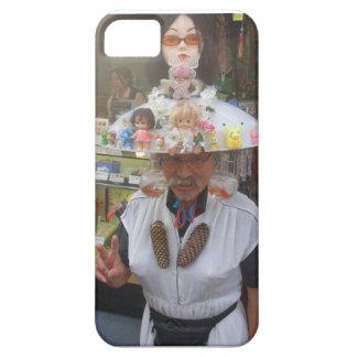 individuo japonés funda para iPhone 5 barely there