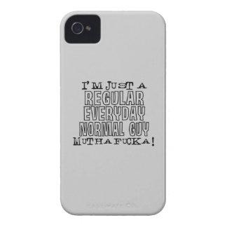 Individuo normal carcasa para iPhone 4