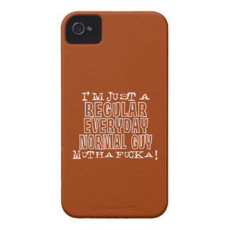 Individuo normal Case-Mate iPhone 4 carcasas