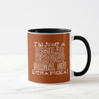 Individuo normal taza