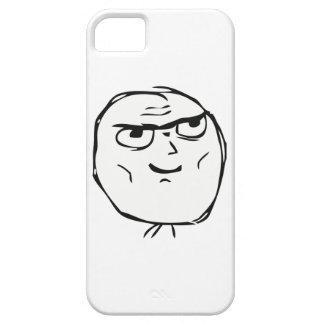 Individuo resuelto Meme - caso del iPhone 5 iPhone 5 Fundas